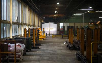 La photo industrielle comme la photo de voyage
